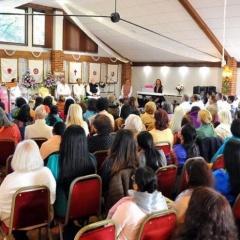 Divine Visit – Darsham, Suffolk, UK – April 11, 2017 (Evening)